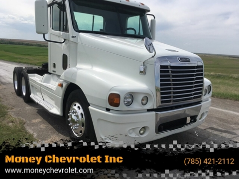 2007 Freightliner Century S/T Day Cab for sale in Hill City, KS