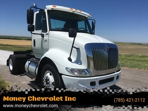 2007 International 8600 Single Axle for sale in Hill City, KS
