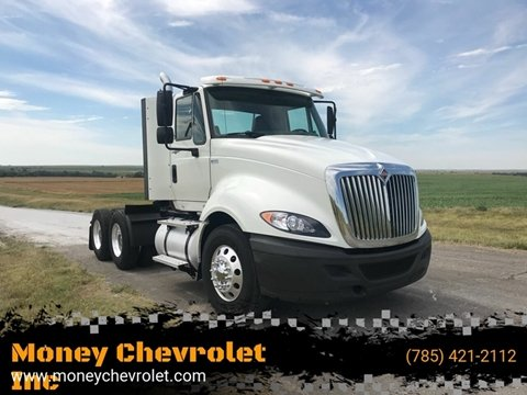 2013 International ProStar for sale in Hill City, KS
