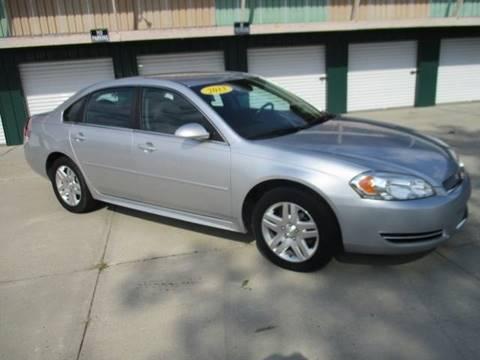 2013 Chevrolet Impala for sale in Hill City, KS