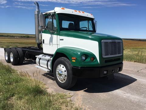 2002 Freightliner FL112 for sale in Hill City, KS