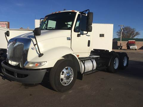 2014 International 8600 for sale in Hill City, KS