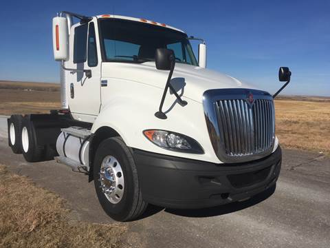 2014 International ProStar for sale in Hill City, KS