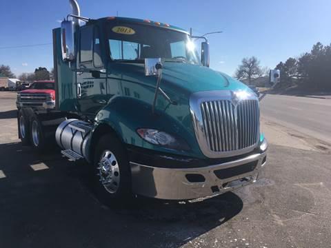 2013 IHC Prostar for sale at Money Trucks Inc in Hill City KS