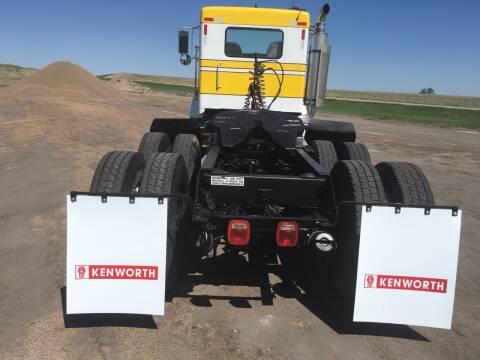 2000 Kenworth T800