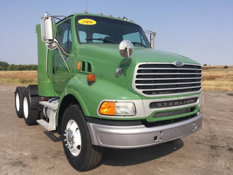 2006 Sterling AT9513 for sale at Money Trucks Inc in Hill City KS