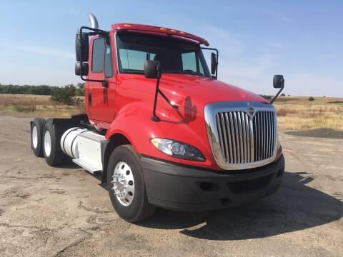 2015 IHC Prostar Twin Screw for sale at Money Trucks Inc in Hill City KS