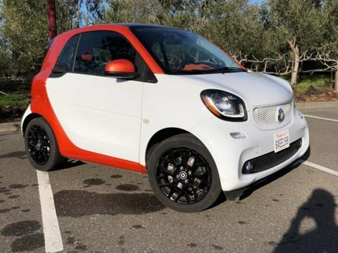 2016 Smart fortwo for sale in Fulton, CA