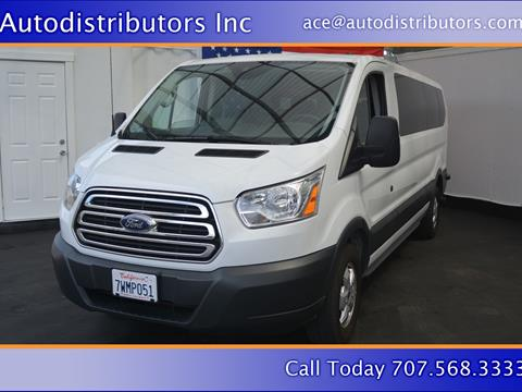 2017 Ford Transit Passenger for sale in Fulton, CA
