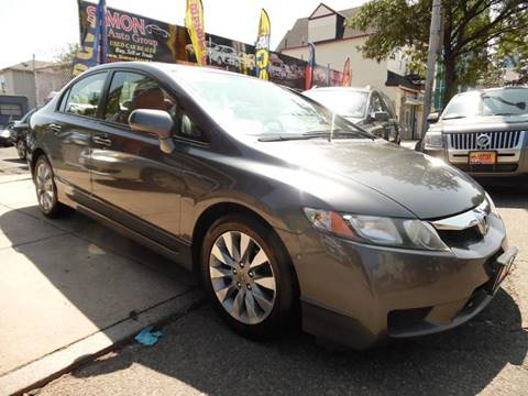 2010 Honda Civic for sale at Simon Auto Group in Newark NJ