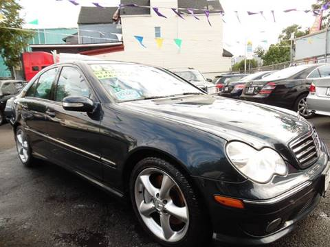 2005 Mercedes-Benz C-Class for sale at Simon Auto Group in Newark NJ