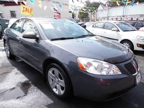 2008 Pontiac G6 for sale at Simon Auto Group in Newark NJ
