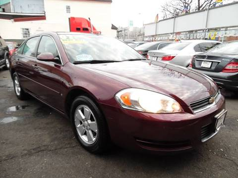 2007 Chevrolet Impala for sale at Simon Auto Group in Newark NJ