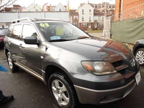 2003 Mitsubishi Outlander for sale at Simon Auto Group in Newark NJ