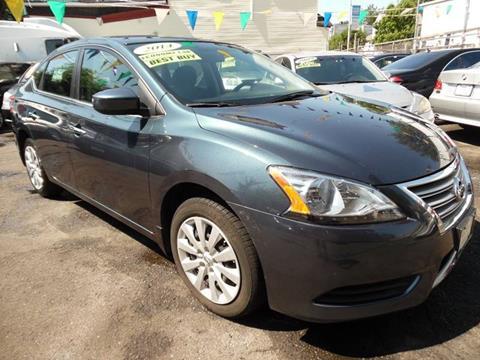 2014 Nissan Sentra for sale at Simon Auto Group in Newark NJ