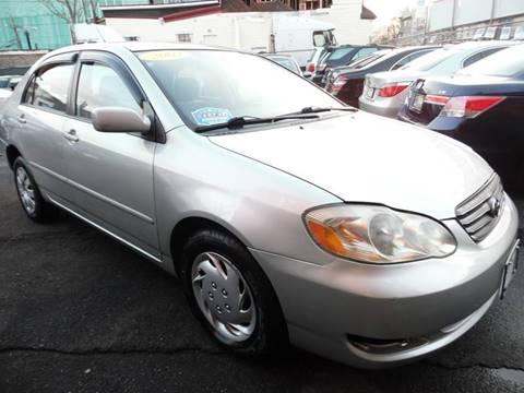 2003 Toyota Corolla For Sale Carsforsale Com