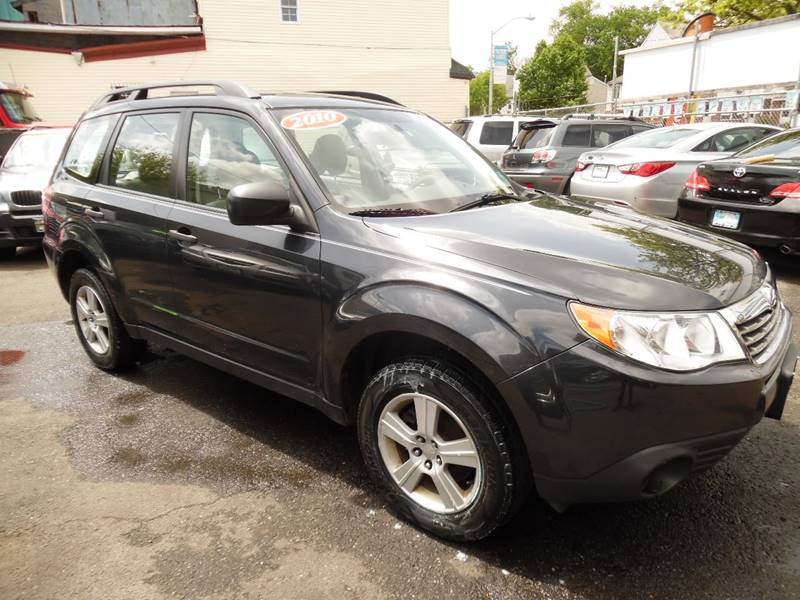 2010 Subaru Forester for sale at Simon Auto Group in Newark NJ