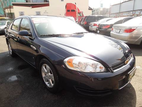 2008 Chevrolet Impala for sale at Simon Auto Group in Newark NJ