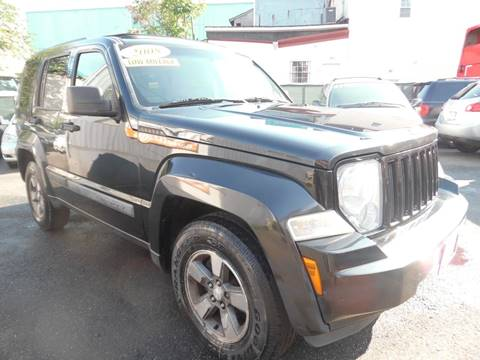 2008 Jeep Liberty for sale in Newark, NJ