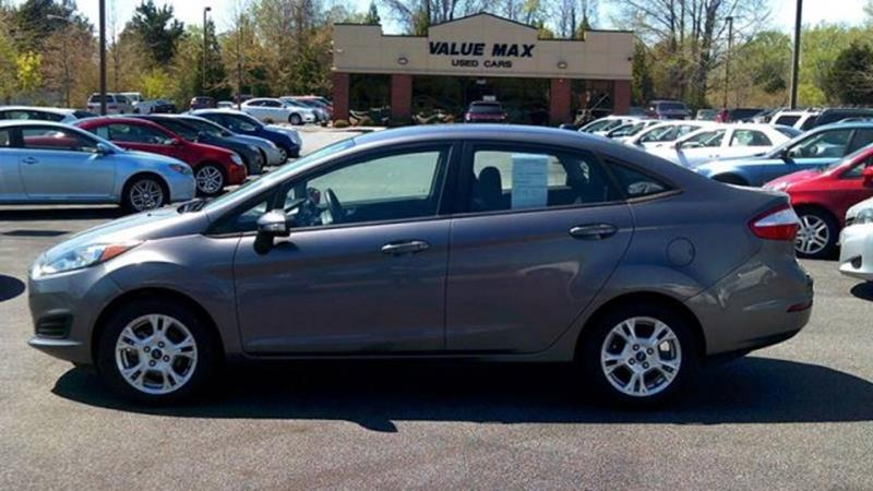 2014 ford fiesta se in greenville nc valuemax used cars. Black Bedroom Furniture Sets. Home Design Ideas
