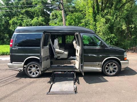 Amazing 2004 Chevrolet Chevy Van For Sale In Philadelphia, PA