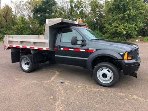 2006 Ford F-550 for sale at State Road Truck Sales in Philadelphia PA