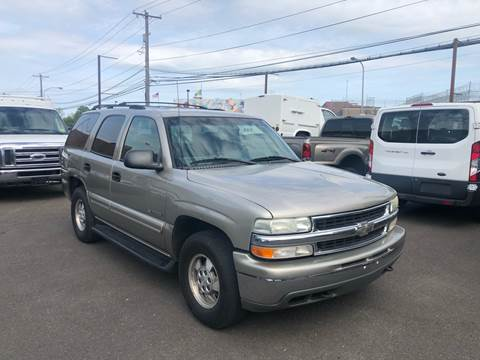 2000 Chevrolet Tahoe for sale in Philadelphia, PA