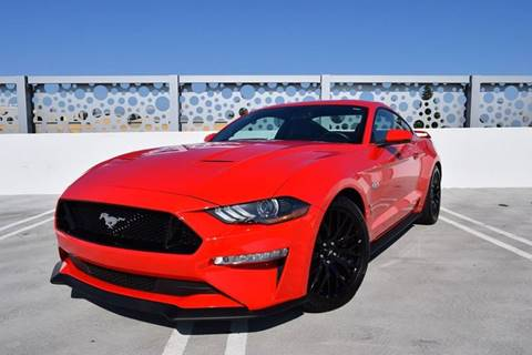 2018 Ford Mustang for sale at Dino Motors in San Jose CA