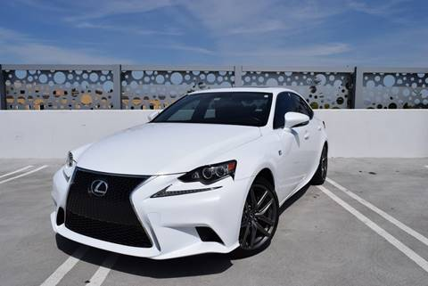 2016 Lexus IS 200t for sale at Dino Motors in San Jose CA