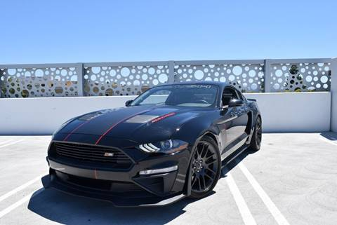 2019 Ford Mustang for sale at Dino Motors in San Jose CA