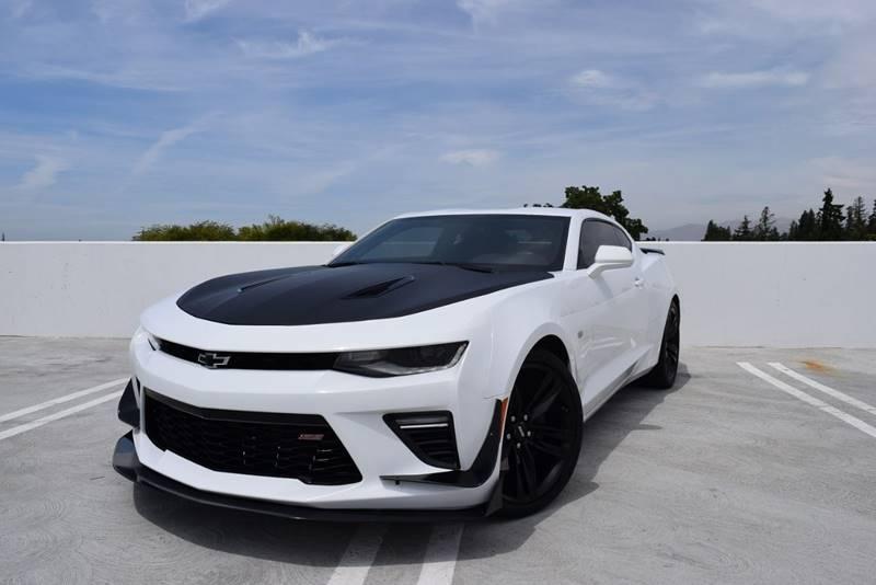 2018 Chevrolet Camaro for sale at Dino Motors in San Jose CA
