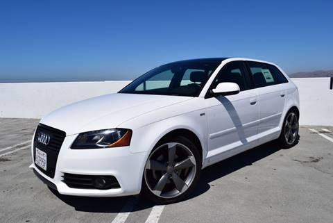 2013 Audi A3 for sale at Dino Motors in San Jose CA