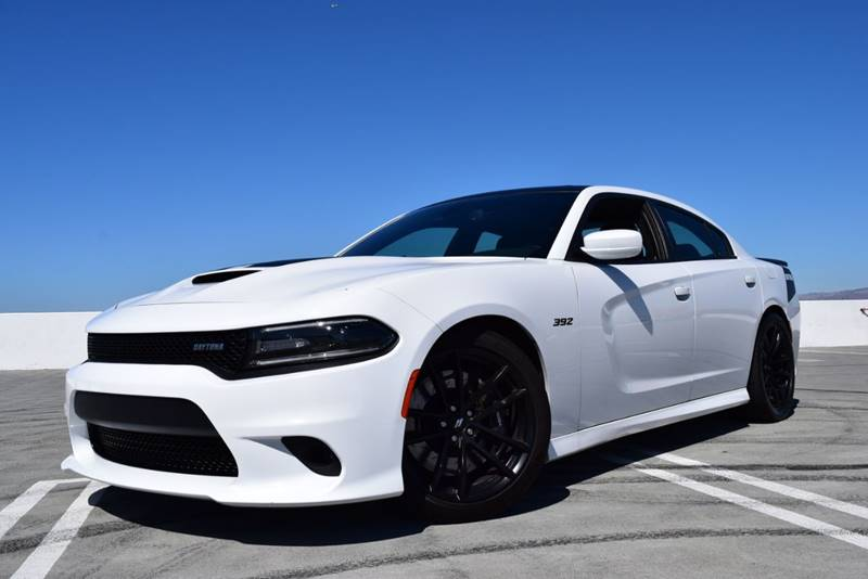 2017 Dodge Charger for sale at Dino Motors in San Jose CA