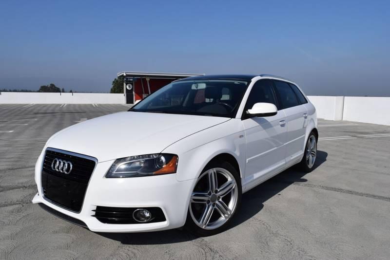 2013 Audi A3 for sale at Dino Motors in San Jose CA