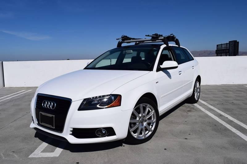 2012 Audi A3 for sale at Dino Motors in San Jose CA