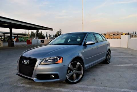 2012 Audi A3 for sale at Dino Motors in San Jose CA