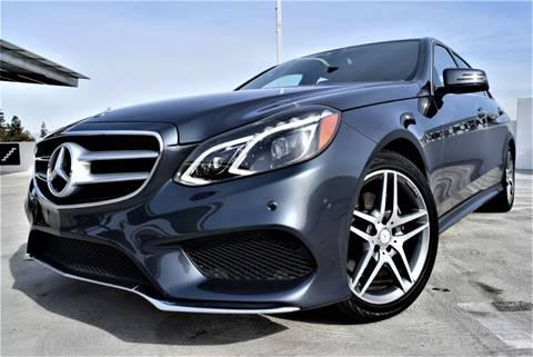 2016 Mercedes-Benz E-Class for sale at Dino Motors in San Jose CA