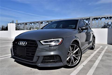 2017 Audi S3 for sale at Dino Motors in San Jose CA