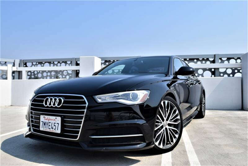 2016 Audi A6 for sale at Dino Motors in San Jose CA