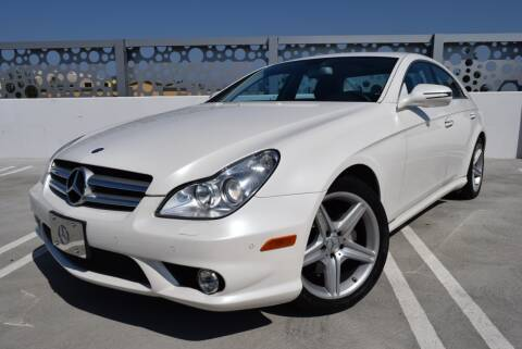 2009 Mercedes-Benz CLS for sale at Dino Motors in San Jose CA