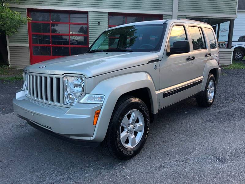 2009 Jeep Liberty For Sale At Pole Position Auto Sales In Burnt Hills NY