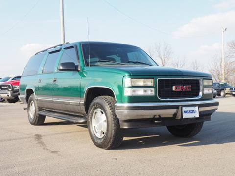 1999 GMC Suburban for sale in Mount Victory, OH