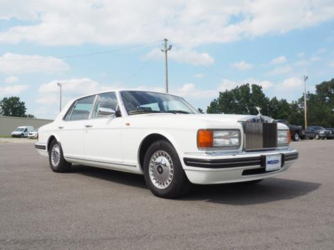 1996 Rolls-Royce Silver Spur for sale in Mount Victory, OH