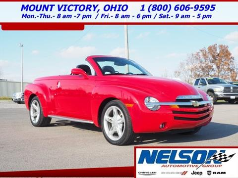 2004 Chevrolet SSR for sale in Mount Victory, OH