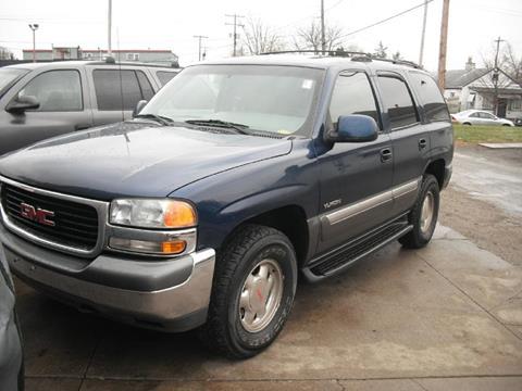 2000 GMC Yukon for sale in Columbus, OH