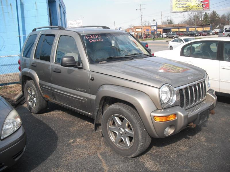 Nice 2004 Jeep Liberty For Sale At Flag Motors In Columbus OH