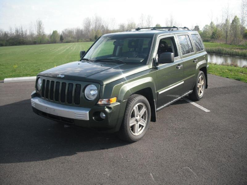 2008 Jeep Patriot For Sale At Flag Motors In Columbus OH
