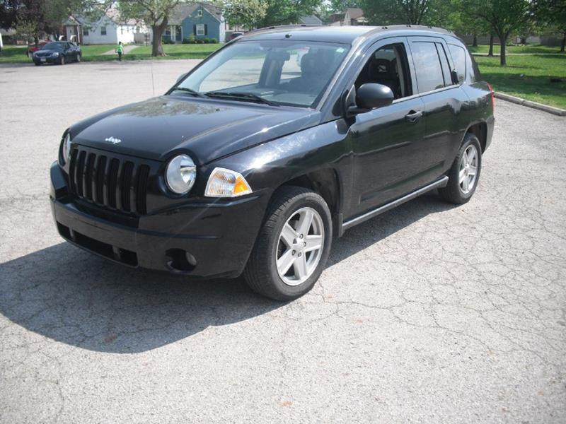 2007 Jeep Compass For Sale At Flag Motors In Columbus OH