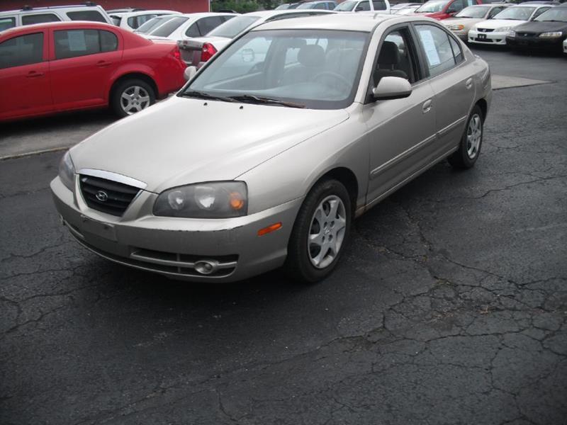 2005 Hyundai Elantra For Sale At Flag Motors In Columbus OH