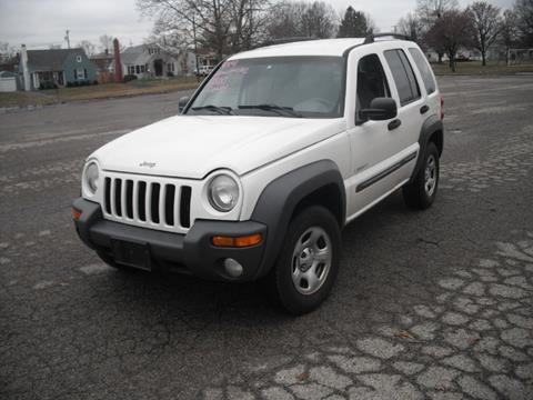2004 Jeep Liberty for sale in Columbus, OH